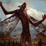 The Locust God-sam