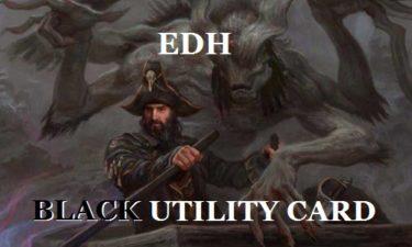 【統率者】あると便利なカード集・黒編【EDH】