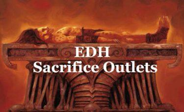 【EDH】マナを使わないサクリ台まとめ【統率者】